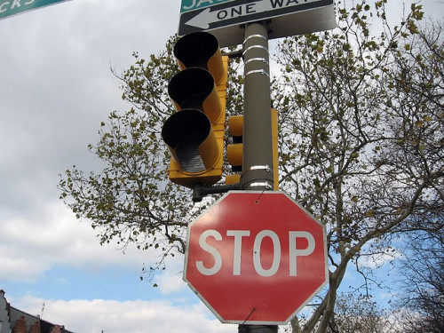 Running a Stop Sign or Red Light Ticket Lawyer | Tien Law Firm